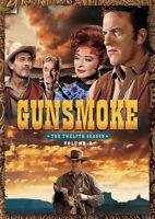 Gunsmoke: The Twelfth Season - Vol Two - 4 DISC SET (2016, DVD New)