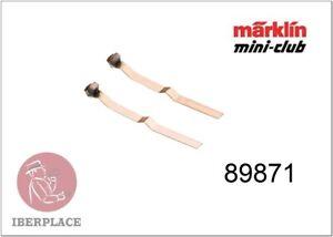 Märklin 89871 Mini-Club Scale Z 1:220 Pair Brushes Balays Bürstenpaar Brushes