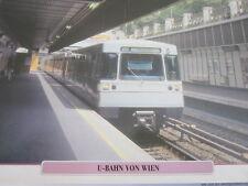 Die Eisenbahn 13 Österreich U-Bahn von Wien1898