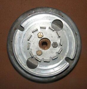 BE1W2019 1949 Evinrude Zephyr 5.4 HP Flywheel