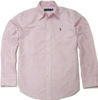 Ralph Lauren Mens Casual Shirt Sports SP with Embroidered Pony