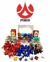 2008 Bakugan Battle Brawlers Figures ~ *PYRUS* ~ LOADS TO CHOOSE FROM HERE