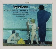 Complete orchestral Works - S. Wagner (2000 CD Neu)