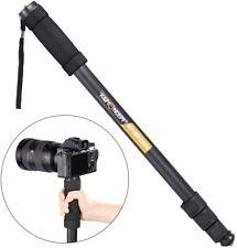 "K&F Concept 67"" Compact Camera Monopod Lightweight for Canon Nikon Sony DSLR SLR"