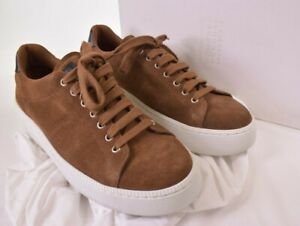 Maison Margiela NWB Sneakers Size 44 11 M US in Tobacco Suede $495