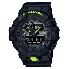Casio G-Shock Digital Camo Neon Yellow Analog-Digital Watch GA700DC-1A New 2020