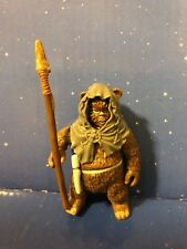 STAR WARS 30TH ROMBA EWOK LOOSE COMPLETE