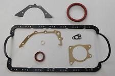 BOTTOM GASKET SET FITS ESCORT FIESTA 85-99 1.3 1.4 1.6 CVH XR2 XR3 RS TURBO SUMP