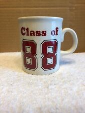 Class Of 88 Coffee Cup
