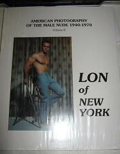 NEW Lon of NY vtg 40s 50s Beefcake Muscle Male Ideal Nude Physique Classic gay