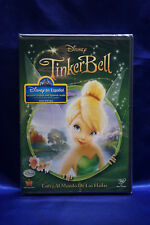Walt Disney Tinker Bell (DVD, 2011, English & Spanish) Children Kids Animation
