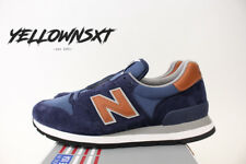 NEW BALANCE 995 SZ 9.5 MADE IN USA WINTER PEAKS PACK NAVY BLUE BROWN M995DCB