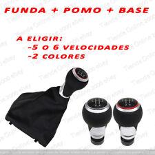 POMO + FUNDA + BASE  AUDI A4 S4 B8 8 K A5 8T Q5 8R 2007-2015 5 Y 6 VELOCIDADES