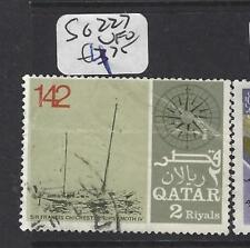 QATAR (P1501B)  SG 227    VFU