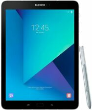 Samsung Galaxy Tab S3 32GB LTE Tablet Black SM-T825 Unlocked MINT Cond UK Seller