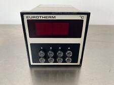 Eurotherm 141k0 1500f115vbb11 115vac Tempemratutre Control