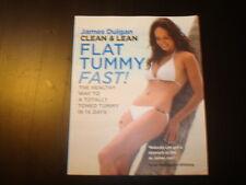 James Duigan Clean & Lean Flat Tummy Fast VGC