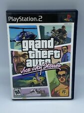 Grand Theft Auto: Vice City Stories (Ps2) | Game+Box Tested