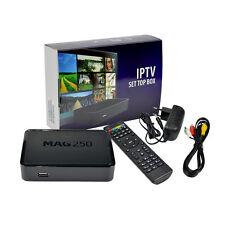 MAG250 IPTV Set Top Box Linux 2.6.23 STi7105 MAG 250 Media Player 256 Mb HD