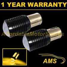 2x 382 1156 BA15S XENO ambra CREE LED Anteriore Indicatore Lampadine fi202801