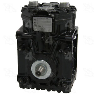 A/C Compressor-New Compressor 4 Seasons 58066