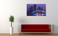 """TOKYO SKYLINE ART PRINT POSTER PICTURE WALL 33.1"""" x 20.7"""""""