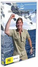 The Crocodile Hunter - River Of The Damned / Ice Breaker: Vol 18 (DVD, 2010) R4
