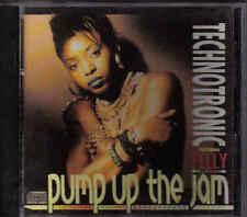 Technotronic-Pump Up The Jam cd maxi single Jewel Case