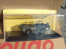 EAGLEMOSS 1/43 MILITAIRE FORD GPA JEEP AMPHIBIE 1943 Campagne Tunisie !!!