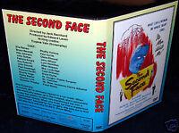 THE SECOND FACE - DVD - Ella Raines & Bruce Bennett