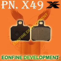BRAKE PADS for PIAGGIO 125 180 200 250 500 500 X8 X9 +