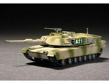 TRP 7279 US M1A1 Abrams Main Battle Tank 1:72 Free Shipping