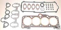 HEAD GASKET SET FITS AUDI 80 100 CABRIOLET 2.0 8V 1991-96 VRS