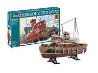1:108 Scale Revell Harbour Tug Model Boat Kit #1641