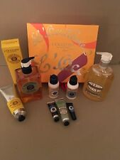 L'Occitane 8 Piece bath & body collection in gift box -   RRP £90+