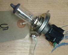 2002 Citreon Xsara Picasso main beam headlight bulb holder genuine