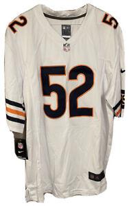 NWT Nike Khalil Mack XXL Chicago Bears NFL Jersey