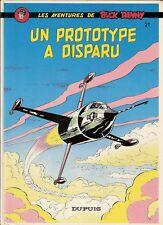 BUCK DANNY n°21 Un prototype a disparu Hubinon Charlier Dupuis 1985