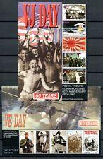 Nevis 2005 Kriegsende 2. Weltkrieg World War II  Militär 2059-68 Postfrisch MNH