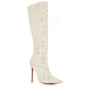 Yevrah Womens Designer Cork Boots Made in Brazil -Chelsea - 38 EUR