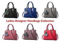 Ladies Handbag Women Leather Luxury Handbag Shoulder Tote Purse Party Bag 78810