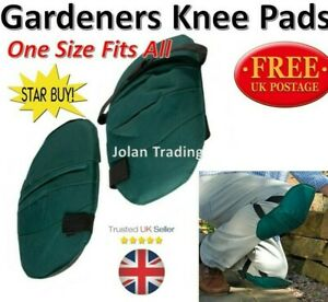 Gardeners Knee Pads Garden Nee Kneeling Universal Fit Padded  Protection