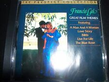 Francis Lai Great Film Music CD