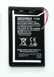 Bateria Original E2/FT40 Motorola FT40 para Motorola Moto E2, 2240mAh
