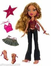 Bratz Step Out Yasmin Doll New & Sealed