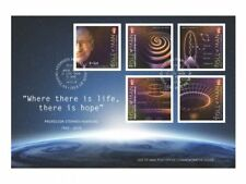 Professor Stephen Hawking Special Commemorative Cover (UK95)