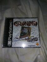 Grandia Sony PlayStation 1 Used