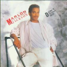 """7"""" Marlon Jackson/Don´t Go (D) Jackson 5"""