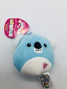Squishmallow Paul the Koala Clip 3.5 Inch Valentine's 2021