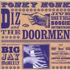 BIG JAY DIZ - THE DOORMEN & MCNEELY - TONKY HONK CD NEU